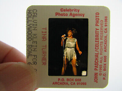Original Press Photo Slide Negative - Tina Turner - 1993 - M • 25.99£