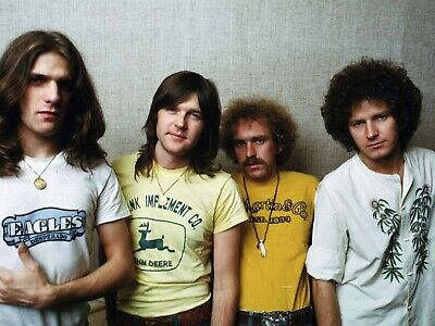 💥 Very Cool Early THE EAGLES 8x10  Photo! • 8.59£