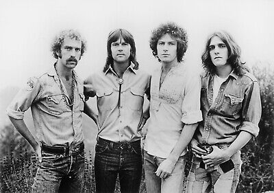💥 Very Cool Early THE EAGLES 8x10  Photo!! • 8.59£