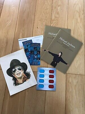 MICHAEL JACKSON THIS IS IT COLLECTION Authentic. With Receipt • 200£