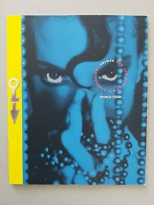 PRINCE AND THE NEW POWER GENERATION DIAMONDS AND PEARLS Tour Program  • 19.99£