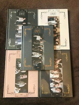 GOT7 - *Choose Version* - Official DYE  Not By The Moon  SEALED Album (unopened) • 20£