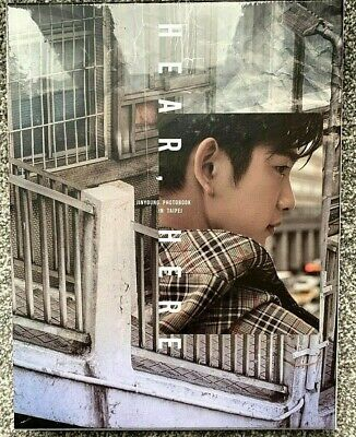 BRAND NEW And SEALED - Jinyoung (Got7) - Hear, Here Photobook • 62£
