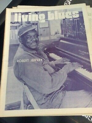 LIVING BLUES : Magazine : Number  15  Winter  1973 • 9£