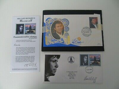 Cliff Richard Stamps • 15£