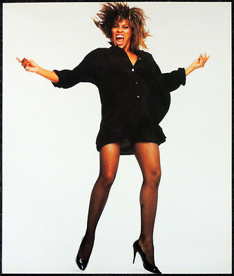 Tina Turner Poster Page . Simply The Best Private Dancer . T99 • 6.99£