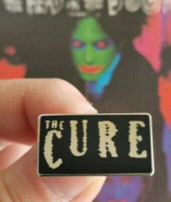 The Cure Pin Badge • 4.99£