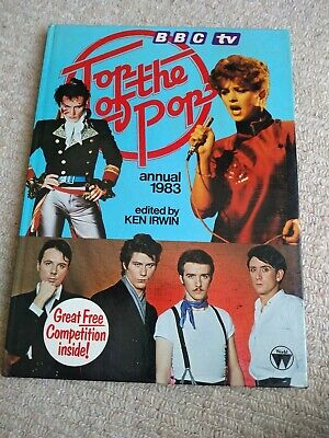 Top Of The Pops Annual 1983 BBC TV  • 3.99£