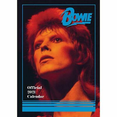 Officially Licensed David Bowie A3 Sized Calendar 2021 • 9.99£