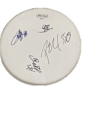 Kiss Signed Drum Skin  • 80£