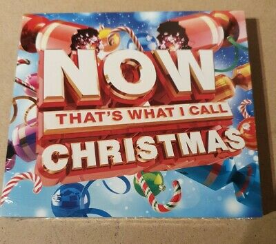 Now That's What I Call Christmas - 3 CD Set - New And Sealed • 5.99£