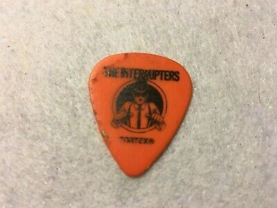 GUITAR PICK     The Interrupters Tour Issue Pick      No Lot    Green Day • 18.52£