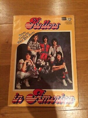 Bay City Rollers In America • 4£