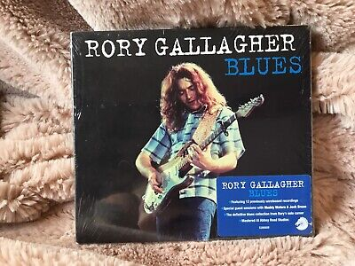 Rory Gallagher - Blues. Cd . New Sealed. • 5.99£