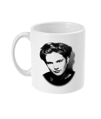Lucette Henderson -  Share Some Greased Tea With Me  - Mug - Morrissey - Sunday • 9.99£