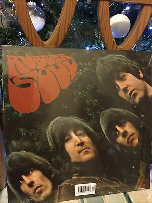The Beatles Rubber Soul Album Vinyl 2016 New Sealed • 13.90£