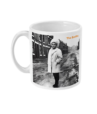 The Smiths - HEAVEN KNOWS I'M MISERABLE NOW - 1984 - Mug -Morrissey • 9.99£