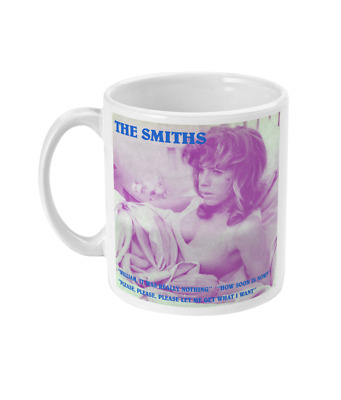 The Smiths - William, It Was Really Nothing - 1984 - 12  - Mug • 9.99£