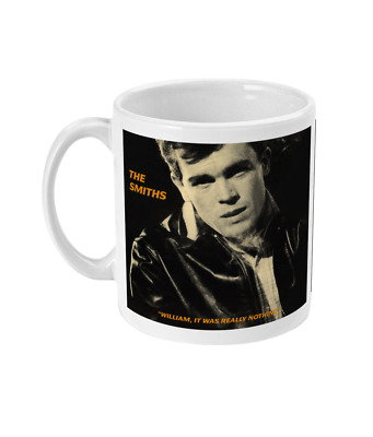 The Smiths - William, It Was Really Nothing - 1984 - CD - Mug • 9.99£