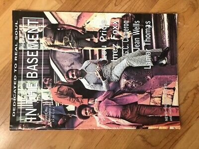 In The Basement - Northern Soul Magazine Issue 24 • 2.99£