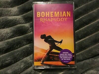 Queen ‎– Bohemian Rhapsody Soundtrack Cassette - New And Sealed • 8.99£