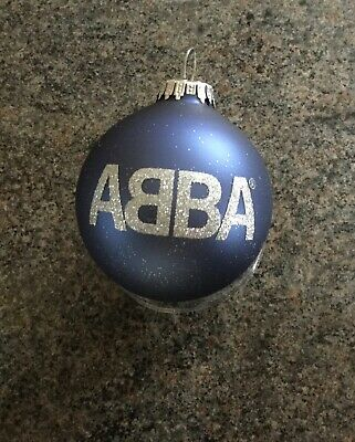 Very Rare  Official Abba Christmas  bauble • 19.99£