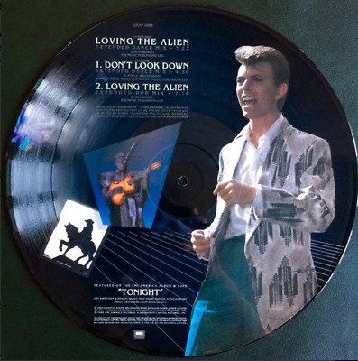 David Bowie - Loving The Alien - 12 Inch Vinyl Format - Collectable • 14.99£