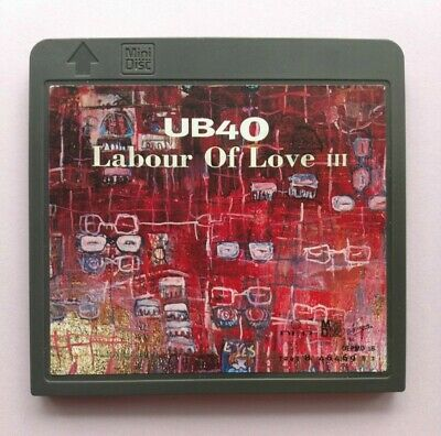 Ub40 - Labour Of Love Iii Md - Minidisc Album  1998 • 19.90£