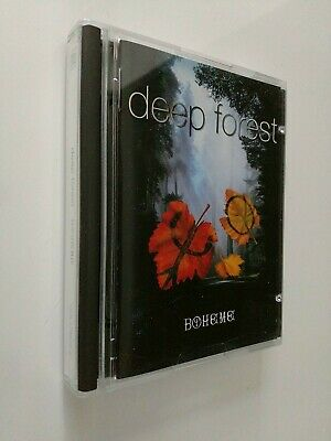 Deep Forest - Boheme -  Minidisc Md Album - 1995 • 49.90£