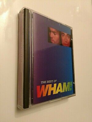 Wham! The Very Best Of -  Minidisc Md Album - 1999 • 49.90£