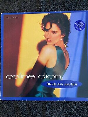 Celine Dion 8x12in Vinyl Sigles, Promos, Dj Remixes  • 25£