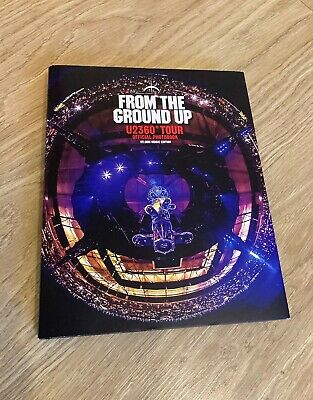 From The Ground Up - U2360 Tour Official Photobook - U2 Fan Club Edition  • 74.99£