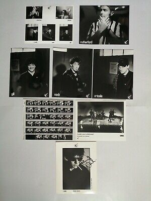Fgth / Frankie Goes To Hollywood - Unseen Promo Pictures + 1 Signed Picture  • 24.99£
