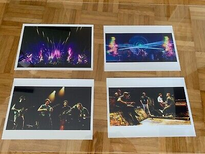 Coldplay Mylo Xyloto Photographies Set By Roadie 42 • 20£