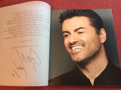 GEORGE MICHAEL / WHAM! - Live 25 Tour Programme - Highly Collectable • 17.99£