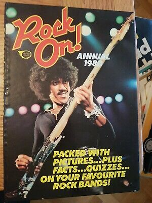 Rock On! Annual 1980 85037-490-1 • 2.50£