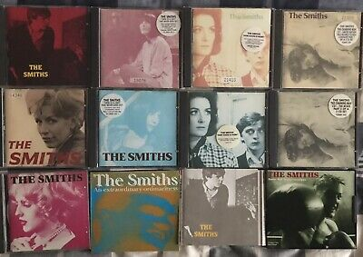 12 X The Smiths Singles Cds • 75£
