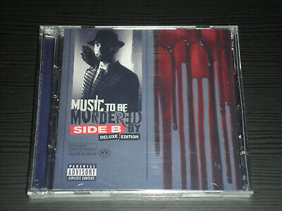 Eminem - Music To Be Murdered By (Side B - Deluxe Edition CD) New & Sealed. • 12.99£
