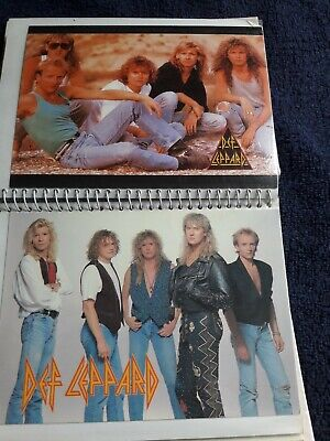 Postcards 24 Heavy Metal Bands And Singers From The 1980s 90s • 15£