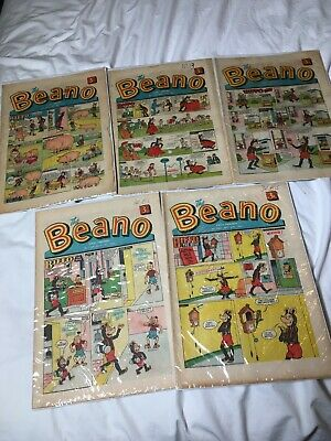 Eric Clapton Beano Comics X 5 Close To The Issue On Bluesbreakers Cover • 25£