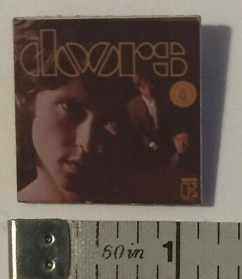 The Doors Vintage Pin / Button • 4.38£