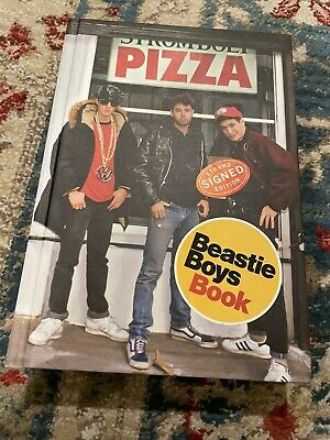 Beastie Boys Signed Book. Autographed By Ad Rock And Mike D. Rare, Brand New • 195.06£