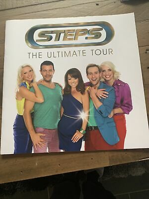 Steps The Ultimate Tour Brochure • 2.60£