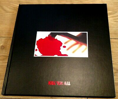 Metallica Kill Em All Deluxe Box Set Item - Hard Back Photo And Bio Book Limited • 39.95£