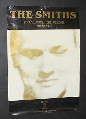 The Smiths Strangeways Here We Come Album Poster • 9.99£