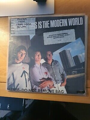 The Jam This Is The Modern World US Promotional Copy • 5.54£