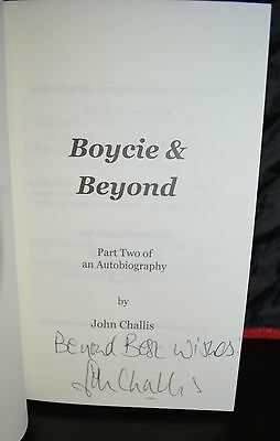 Boycie And Beyond John Challis Signed Book Autograph Coa Only Fools And Horses • 34.99£