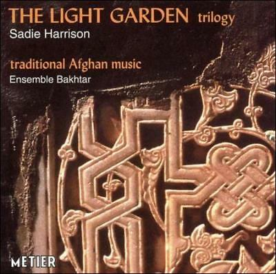 Sadie Harrison: The Light Garden Trilogy With Traditional Afghan Music New Cd • 9.96£
