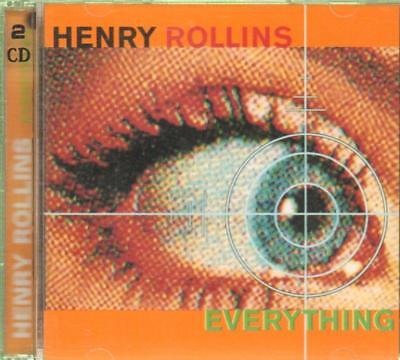 Henry Rollins(CD Album)Everything-New • 9.29£