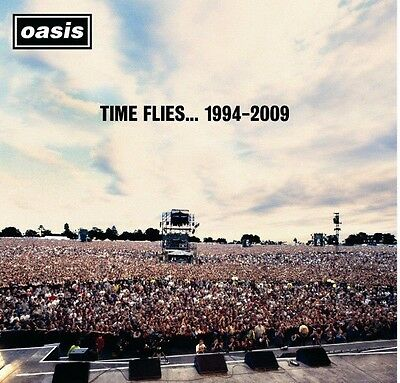 Oasis Time Flies... 1994-2009 (Best Of) BRAND NEW 2CD • 9.99£